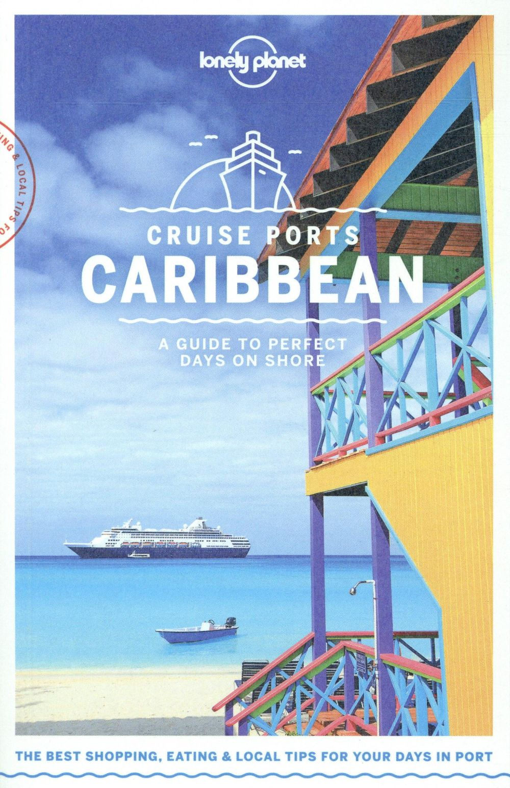 Carte Croatie Lonely Planet.Cruise Ports Caribbean Edition 2018 Collectif Lonely