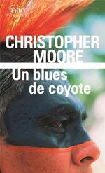 Couverture de Un blues de coyote