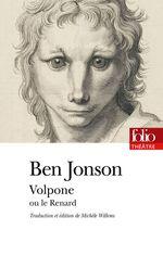 Vente EBooks : Volpone  - Ben Jonson