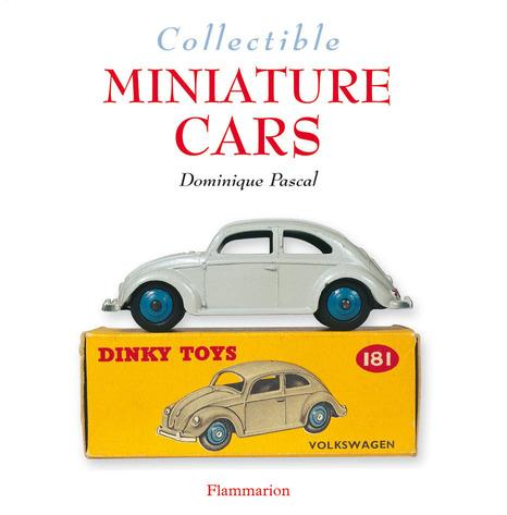 Collectible miniature cars