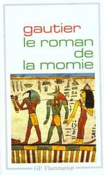 Couverture de Le roman de la momie