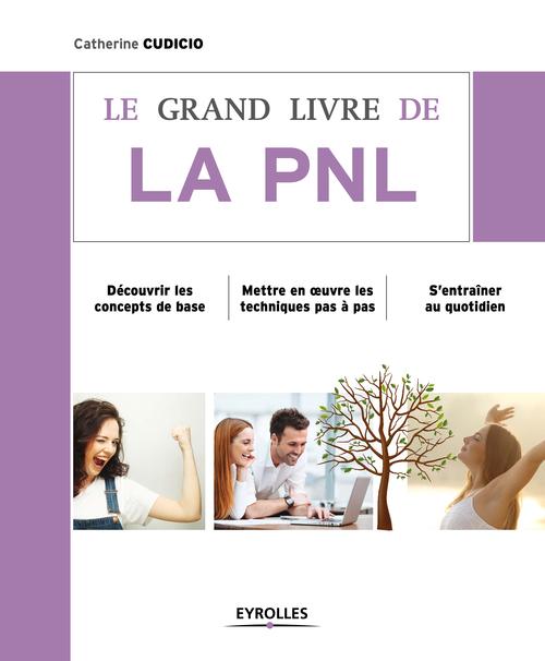 Le grand livre de la PNL ; 50 fiches mémo détachables