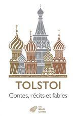 Vente Livre Numérique : Contes, récits et fables  - Léon Tolstoï
