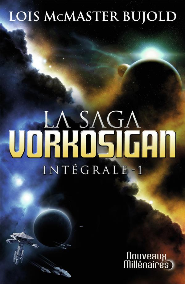 La saga vorkosigan ; integrale vol.1 ;la saga vorkosigan ; integrale vol.1 ;1 a t.3