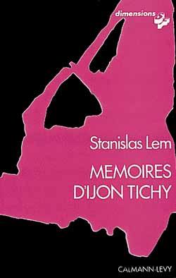 Memoires d'ijon tichy