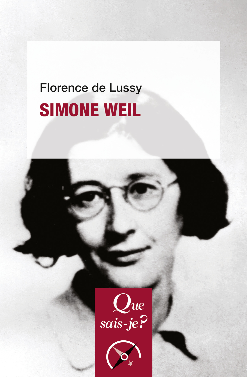 Simone Weil (2e édition)