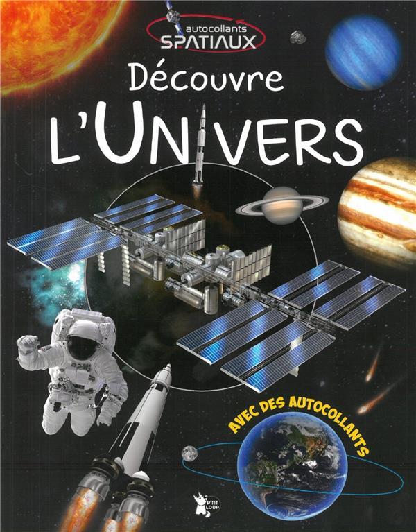 Découvre l'univers