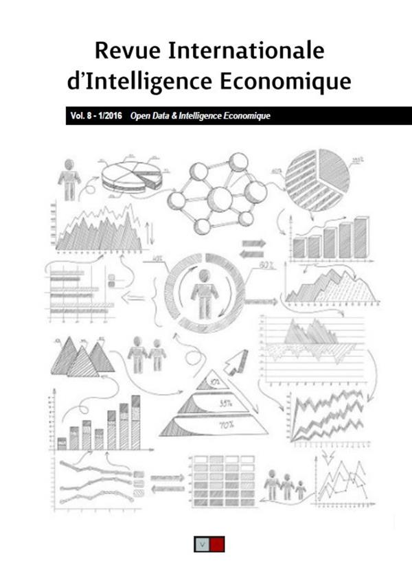revue internationale d'intelligence économique ; open data et intelligence économique
