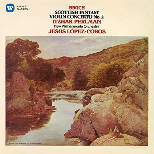 Scottish fantasy & violin concerto n°2