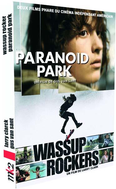 Coffret Skate - Wassup Rockers + Paranoid Park