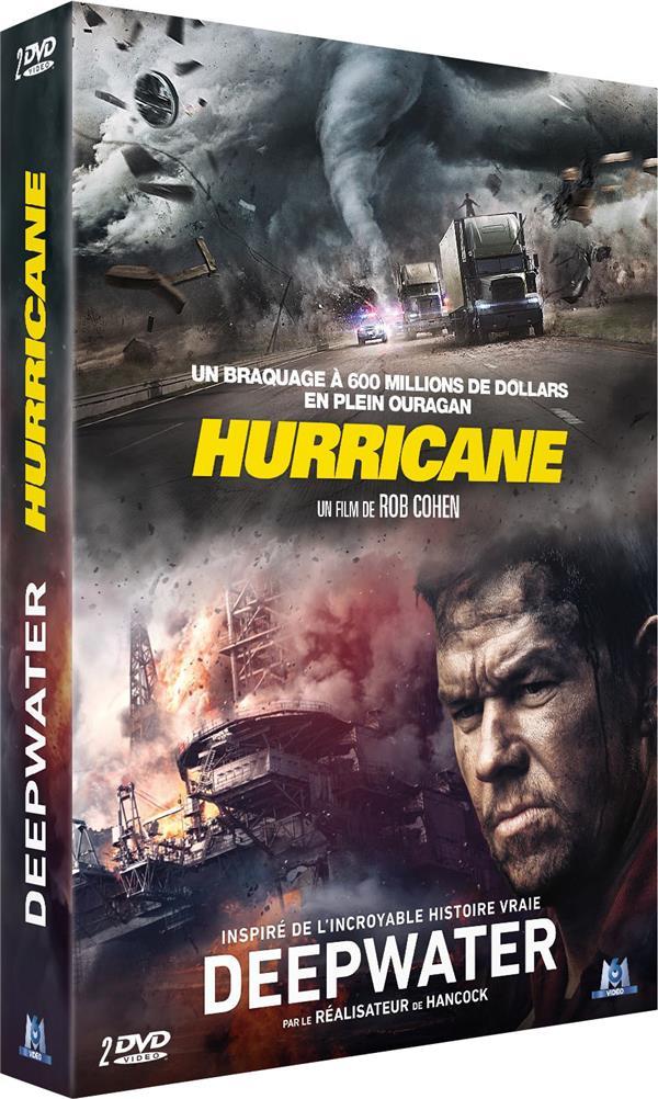 Coffret Catastrophe : Hurricane + Deepwater