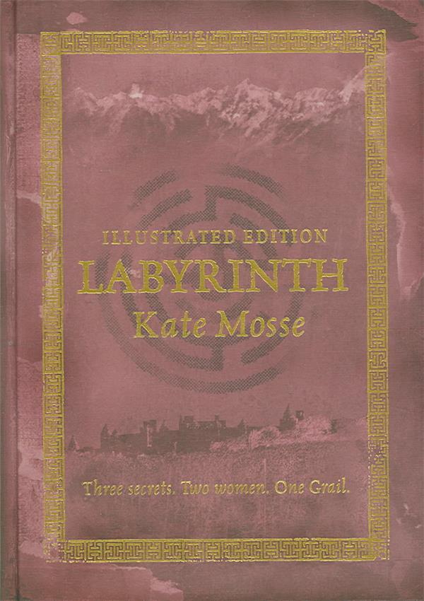 Labyrinth ; Illustrated Edition