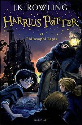 Harry Potter and The Philosopher's Stone Latin Edition