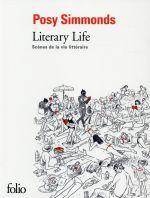 Couverture de Literary Life - Scenes De La Vie Litteraire