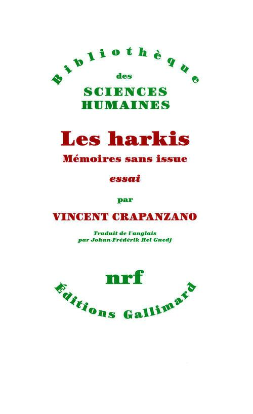 Harkis ; mémoires sans issue