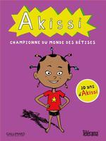 Akissi ; COFFRET