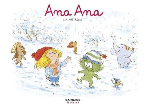 Ana Ana T.14 ; un bel hiver