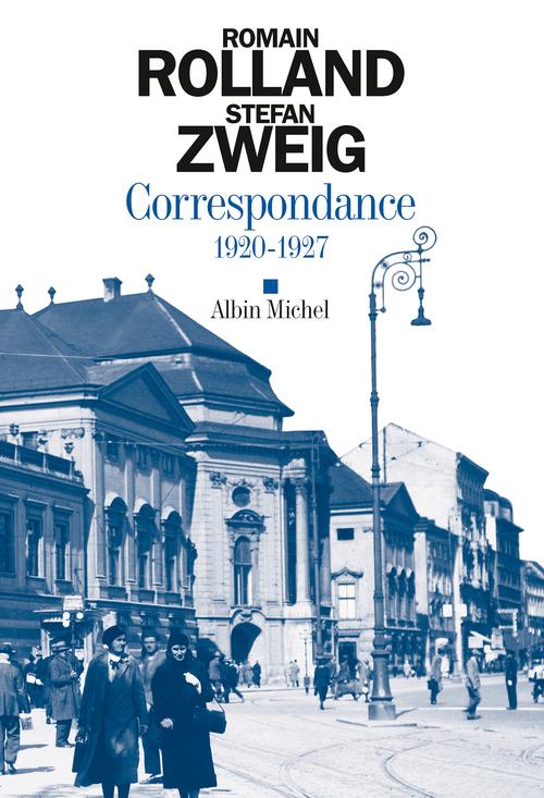 Correspondance t.2 ; 1920-1927