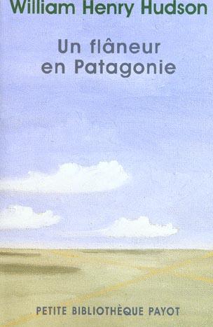 un flaneur en Patagonie