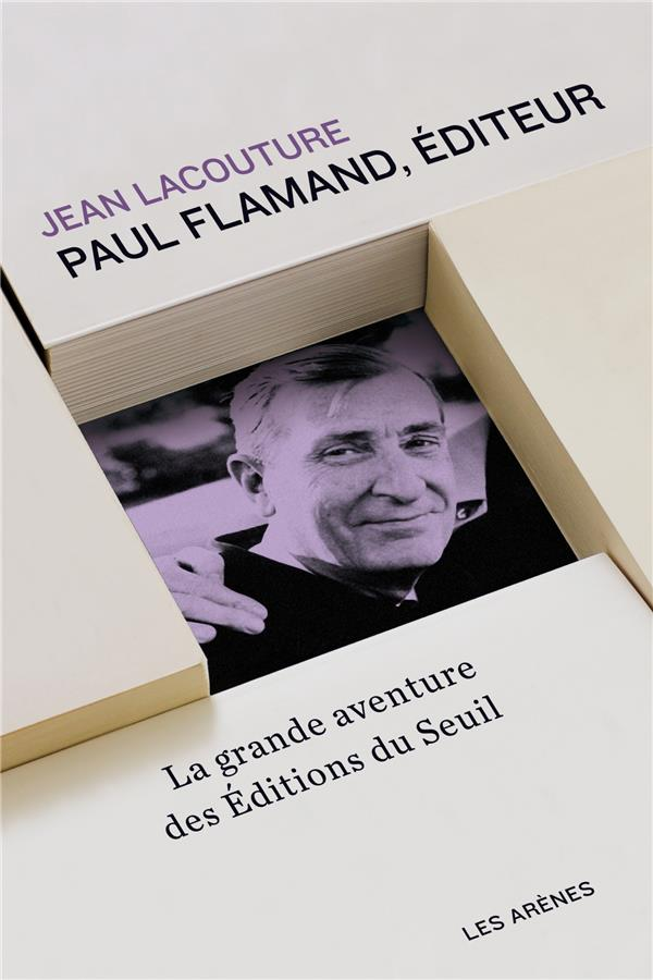 Paul flamand, éditeur