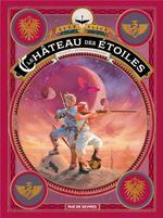 Couverture de Le château des étoiles t.4 ; un français sur mars