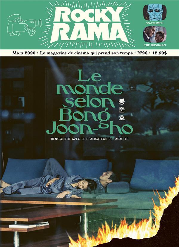 ROCKYRAMA N.26  -  LE MONDE SELON BONG JOON-SHO