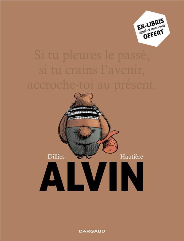 Alvin ; coffret t.1 et t.2