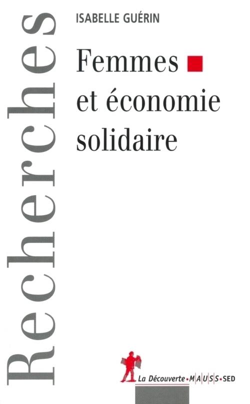 Femmes et économie solidaire