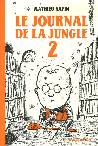Le journal de la jungle t.2