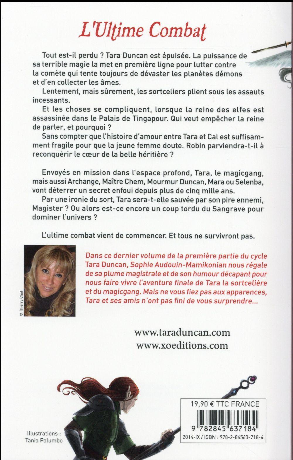 Tara Duncan t.12 ; l'ultime combat