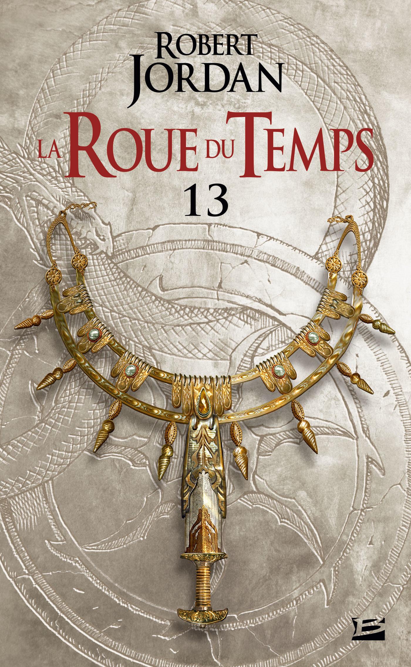 La roue du temps T.13 ; une couronne d'épées ; première partie