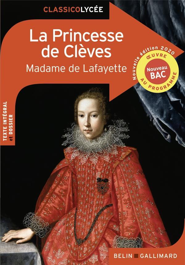 La princesse de Clèves (édition 2020)