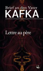 Vente Livre Numérique : Lettre au père  - Franz Kafka - Fran