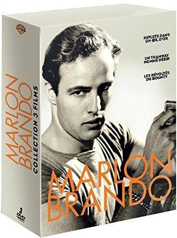 Marlon Brando: Reflets dans un oeil d'or + Un tramway nommé désir + Les révoltés du Bounty