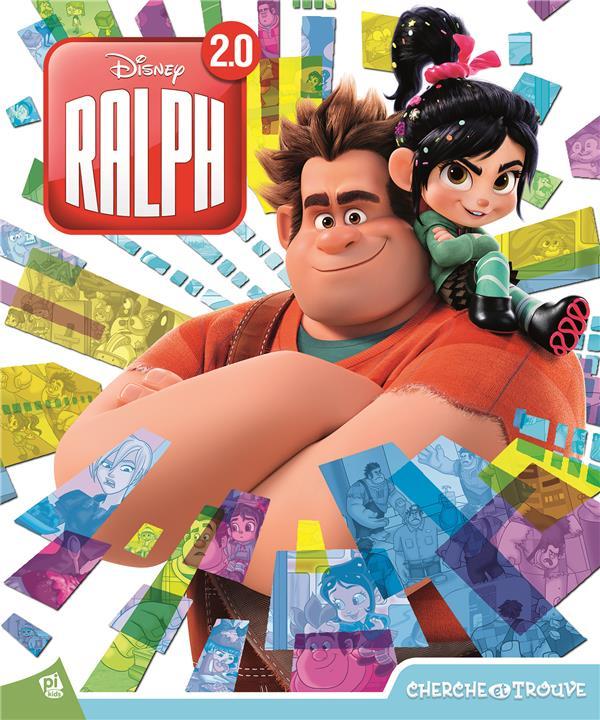Cherche et trouve ; Ralph 2.0