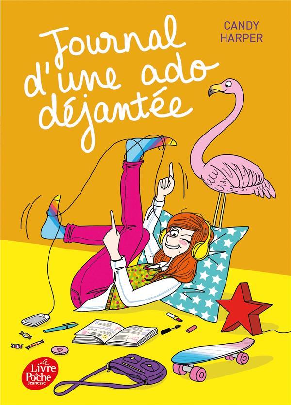Journal D'Une Ado Dejantee