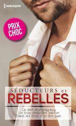 Vente Livre Numérique : Séducteurs & rebelles  - Helen Brooks - Emma Darcy