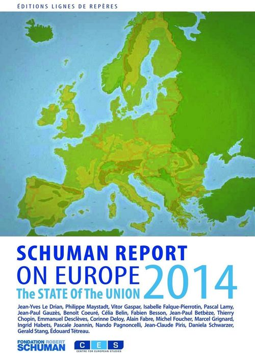 State of Union Schuman report 2014 on Europe