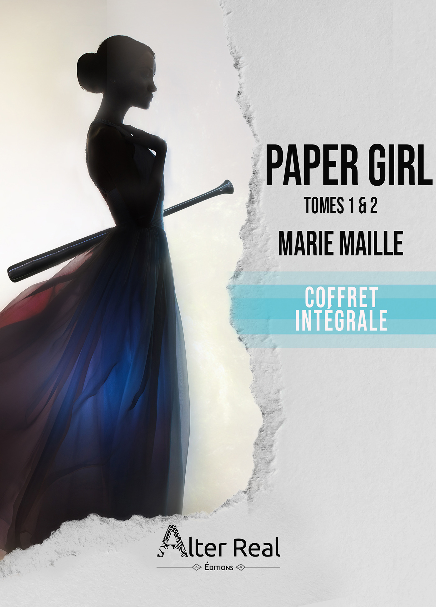 Paper Girl - L'Intégrale  - Marie Maille