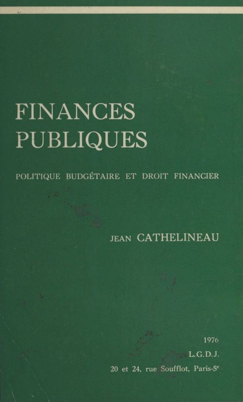 Finances publiques av m.a.j.