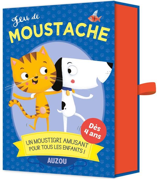 jeu de Moustache ; un moustigri amusant pour tous les enfants !