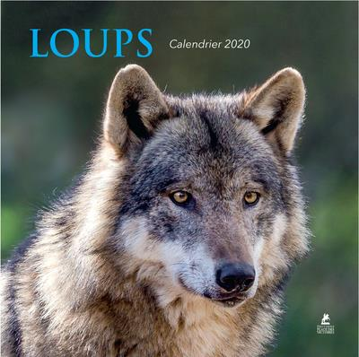 Calendrier Loups 2020