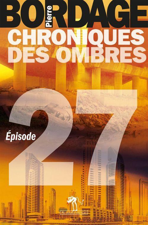 Chroniques des ombres t.27