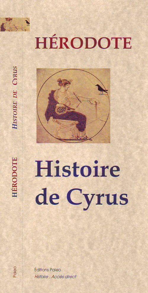 enquête t.1 ; histoire de Cyrus