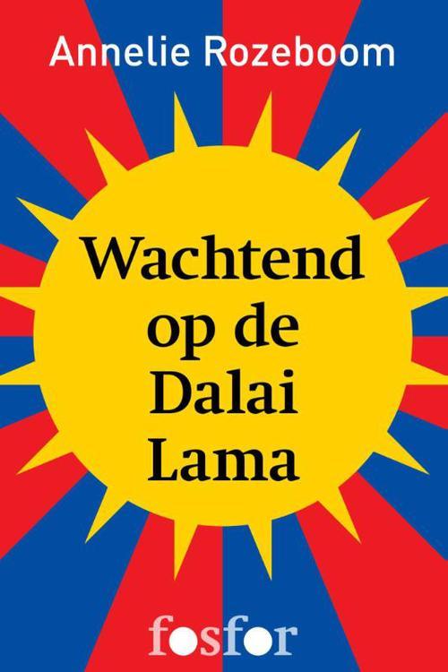 Wachtend op de Dalai Lama