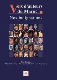 Voix d'auteurs du Maroc ; nos indignations