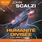 Vente AudioBook : Humanité divisée