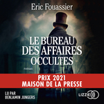 Vente AudioBook : Le Bureau des affaires occultes  - Éric Fouassier