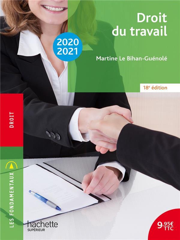 Droit du travail (édition 2020/2021)
