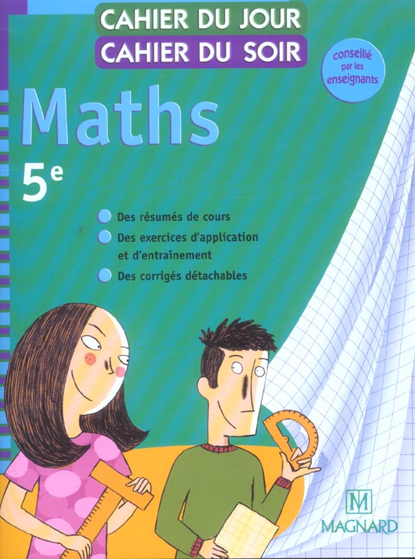 Maths ; 5ème